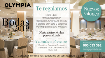 FLYER BODAS 2019 HOME EVENTOS