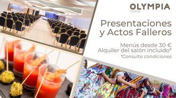 Presentaciones y Actos Falleros